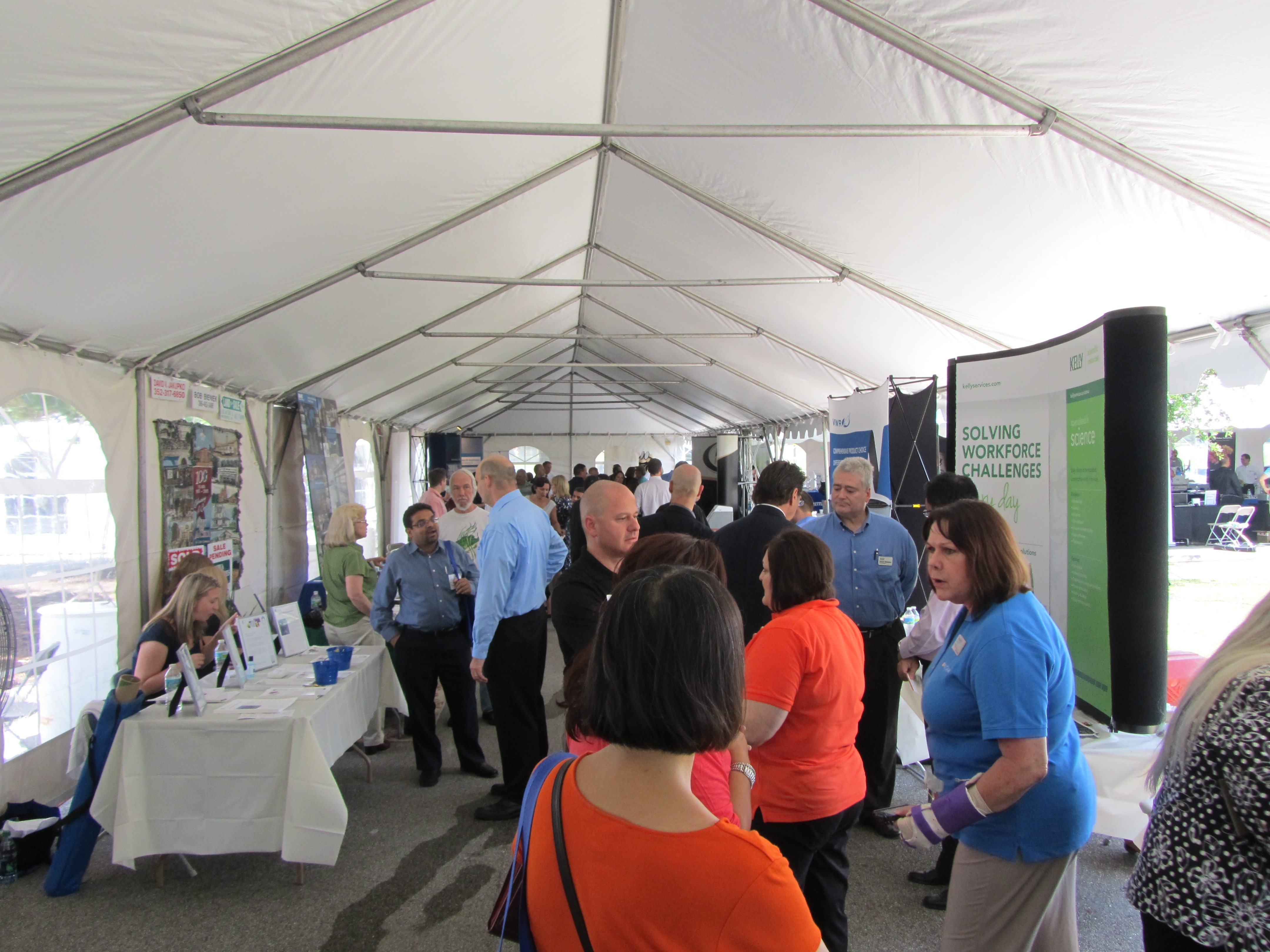Biotechnology Celebration Draws Hundreds to Network, Recognize Advances