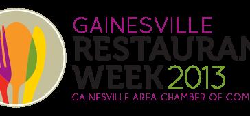 Dates Announced for Gainesville Restaurant Week 2013