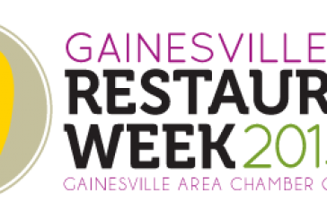Dates Announced for Gainesville Restaurant Week 2013