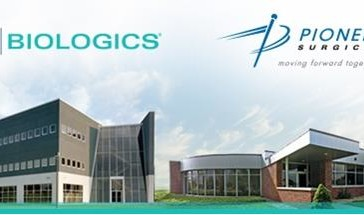 RTI Acquires Michigan-Based Pioneer Surgical Technology