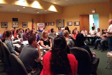 Historic Leadership Gainesville Class Officially Kicked Off This Weekend