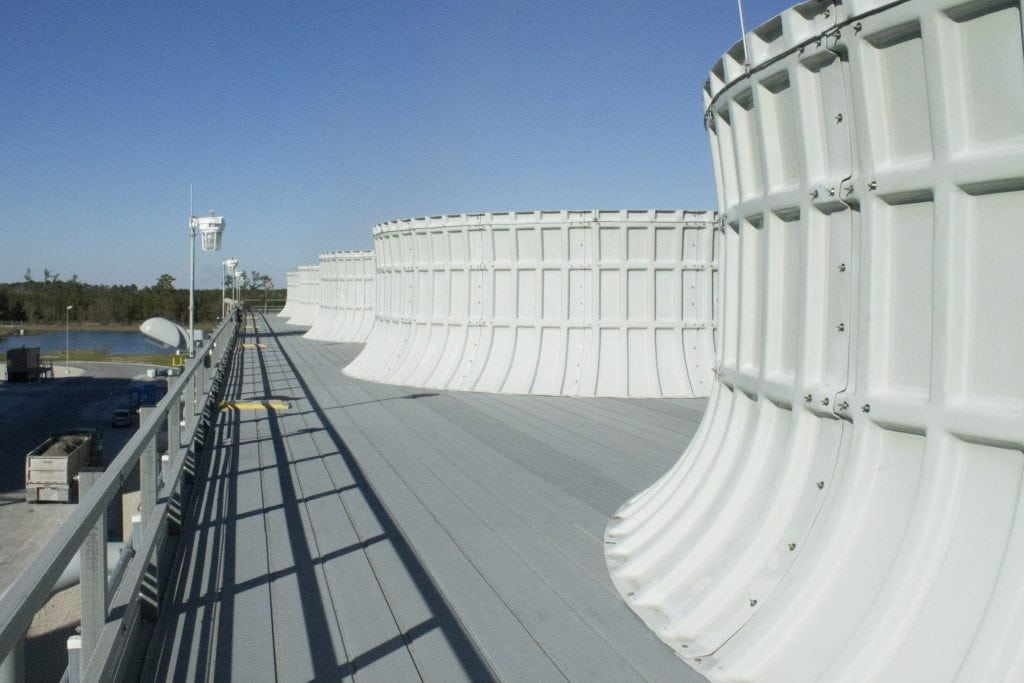 Cooling Towers Top