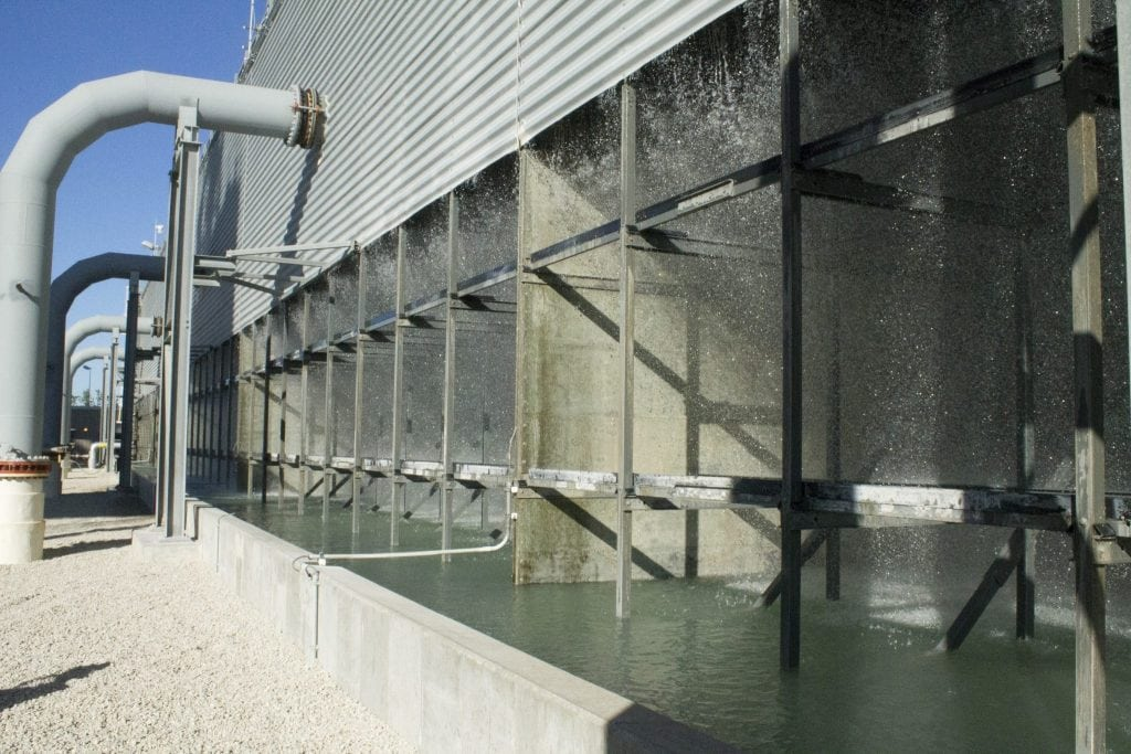 Cooling Towers Water