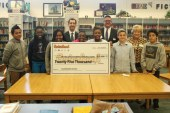 Gatorland gifts $25,000 to The Education Foundation