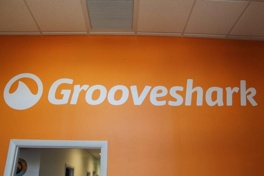 Office space: Grooveshark