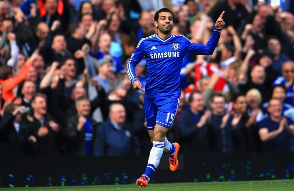Mohamed Salah Chelsea Fc Wallpaper The Business Report Of North Central Florida