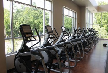 OFFICE SPACE: Gainesville health & fitness center