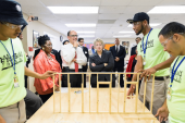 Local YouthBuild chapter wins $1.1 million Dept. of Labor grant