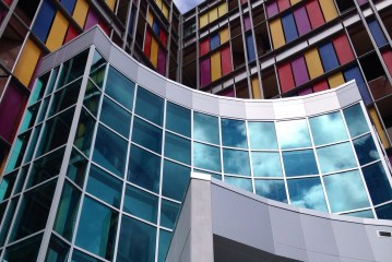 UF Health Shands opens children's hospital atrium