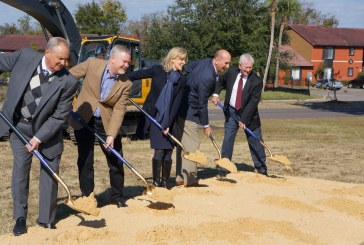 Butler Enterprises is formally breaking ground on the new Butler Town Center and Butler North