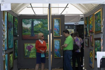 8th Annual GFAA – Winter Fine Arts Festival Set for March 6 – 8, 2015