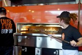 Blaze Pizza Hands Out 1375 Free Pizzas at Grand Opening