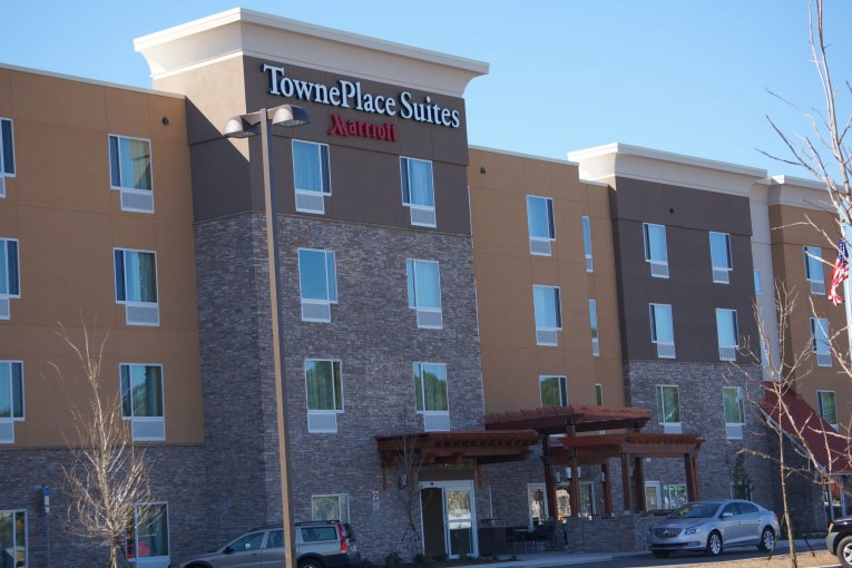 TownPlace Suites Front