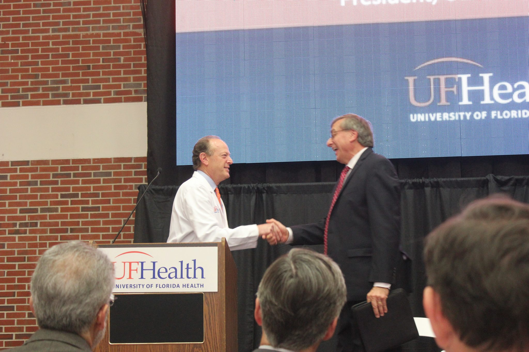 UF Health Rolls out New Five Year Strategic Plan, The Power of Together