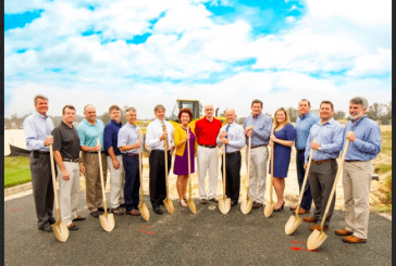 Oakmont builders celebrate groundbreaking of $6 million Resident Club