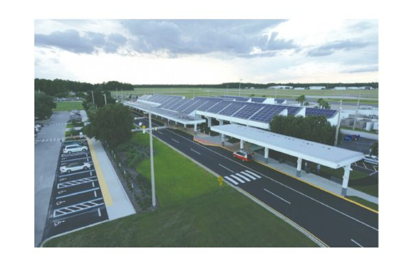 Gainesville Regional Airport transitions to self pay parking option