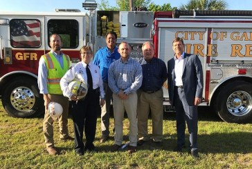 Gilbane Building Company breaks ground on Gainesville Fire Station No. 1