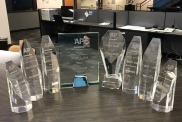 FAPB recognizes WUFT-FM and WUFT-TV as Stations of the Year