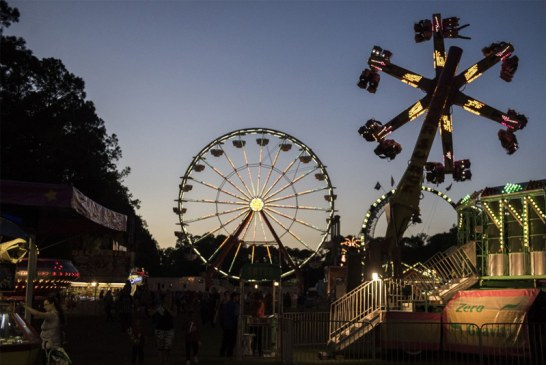 Alachua County Fairgrounds gaining speed