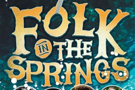 4th annual Folk in the Springs