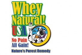 Local whey protein manufacturer gives back to the community