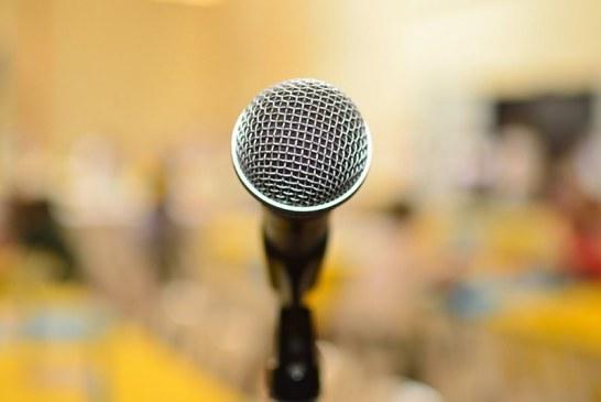 Be a better public speaker (it's easy to learn!)