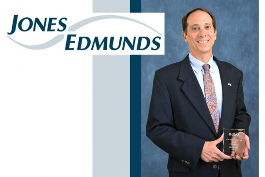 Ken Vogel, PE, awarded Leadership Gainesville Alumni Association Member of the Year
