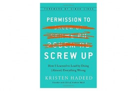 """Kristen Hadeed, of Gainesville business Student Maid, launches new book: """"Permission to Screw Up"""""""