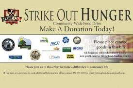 2017 Strike Out Hunger Week