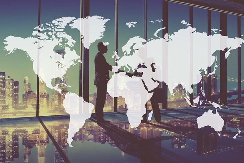 Making the adjustment - International professionals in finance & law
