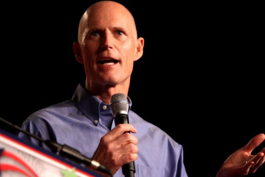 Governor Rick Scott recognizes educators with the Governor's Shine Award