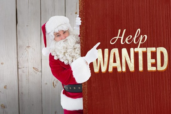 'Tis the season for short-term hiring