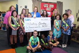 COX Continues commitment to local communities