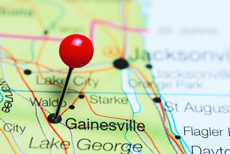 The Marketing of a Town - How Gainesville is positioned on the global stage