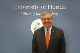 Kent Fuchs on Leadership,  an interview with the University of Florida's president