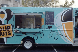 Food Trucks Are Rolling into Town