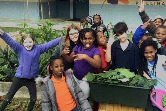 Innovative School Program has Local Kids Eating their Veggies (and Fruits!)