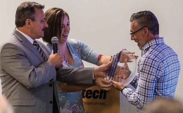 Association Awards Exactech with Large Manufacturer of the Year Award