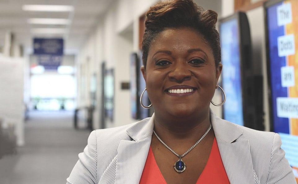 Ja'Net Glover: Rising Star at the University of Florida