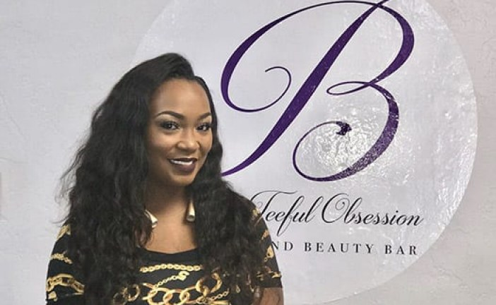 Local Business Owner Taps into Inner Beauty