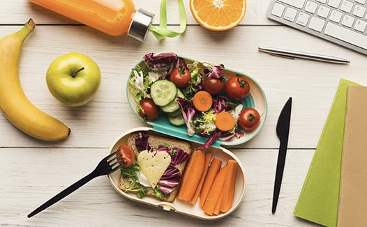 The Good-Better-Best for Lunchtime at the Office: Why Healthy Eating at the Office Is a Job on Its Own