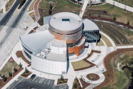 Cade Museum Selected for ENR Southeast's Best Projects Award