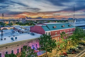 Gainesville CRA Receives Capital Projects/Beautification Award