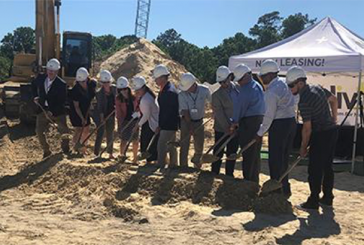 Stark Enterprises and Campus Advantage Hold Groundbreaking for New Student Housing Property