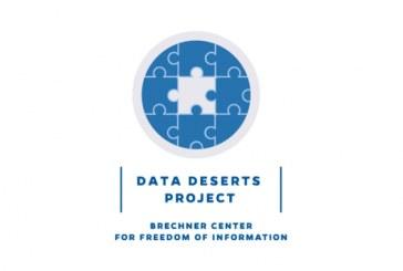"Hearst Foundations Awards Brechner Center $125,000 to Address Government ""Data Deserts"""