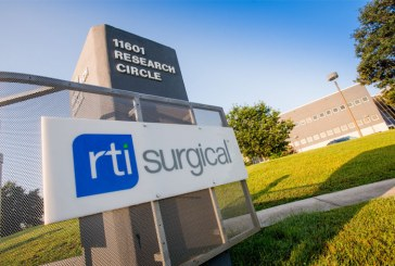 RTI Surgical® Wins 2019 MedTech Breakthrough Award