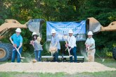 Foresight, The Rock of Gainesville Break Ground on New Worship Facility