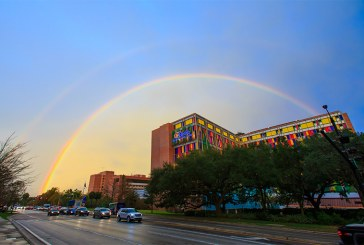 UF Health Shands Children's Hospital nationally ranked in five specialties