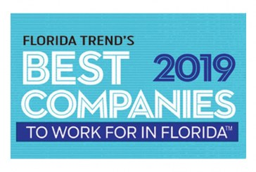 Foresight Makes Florida Trend Top 100 Best Companies List