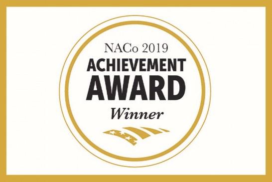 Alachua County Earns National Achievement Award